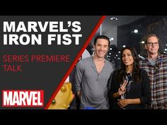 Marvel's Iron Fist - Marvel LIVE! At NYCC 2016 - Video --> http://www.comics2film.com/marvels-iron-fist-marvel-live-at-nycc-2016/  #Marvel
