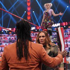 The amazing images of Raw, June 21, 2021: photos Xavier Woods, Shayna Baszler, Nia Jax, Drew Mcintyre, Wwe Champions, Female Wrestlers, The Championship, Wwe Photos, Wwe Divas