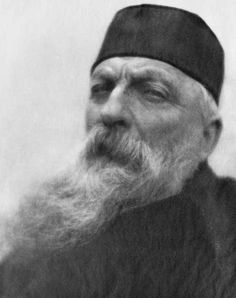 Alvin Langdon Coburn: Porträt Auguste Rodin, 1908 (oder früher)