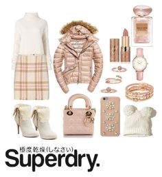 """""""The Cover Up – Jackets by Superdry: Contest Entry"""" by pearkilliney ❤ liked on Polyvore featuring Superdry, Fuji, Diane Von Furstenberg, MARC CAIN, Jennifer Lopez, Christian Dior, MICHAEL Michael Kors, Hollister Co., Henri Bendel and Kendra Scott"""