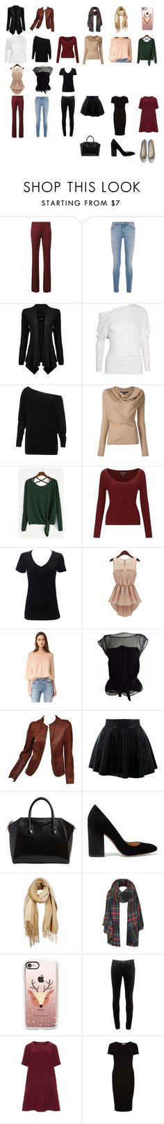 basic set by apollinariya-bogolyubova on Polyvore featuring мода, Manon Baptiste, Dorothy Perkins, Tom Ford, Theory, Louis Vuitton, Miss Selfridge, Givenchy, rag & bone and Gianvito Rossi