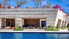 RIMBA Cabana Pool