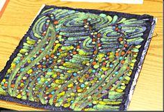 HOW TO: Crayon batik
