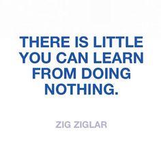 "Zig Ziglar Picture Quote.. ""Your attitude, not your aptitude, will determine your altitude."""