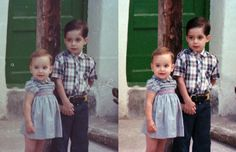 Turn Old Black and White Photos To Colored [Tutorial] - AntsMagazine.Com