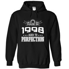 Made in 1998 Perfection T-Shirts, Hoodies. Check Price Now ==►…