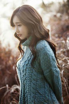 CuteKorean: Im Min Young outdoor
