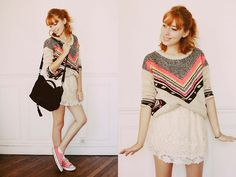 S(cool) girl. (by Cookies (Typhaine) Augusto) http://lookbook.nu/look/4016548-S-cool-girl