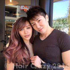 How to achieve MAUVE/dusty pink hair? - Forums - HairCrazy.com