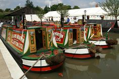 Three Fellows, Morton & Clayton Ltd Working Narrowboats