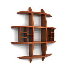 Sphere Shelf repisa pared