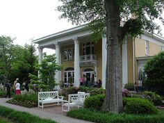 The Blue Willow Inn  Social Circle, Georgia  One of my Mom & Dad's favorite places.