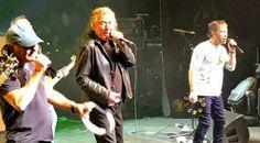 """Brian Johnson do AC/DC canta """"Money"""" com Robert Plant e Paul Rodgers. Veja! #Bad, #Banda, #Cantor, #M, #Noticias, #QUem, #Rock, #Show, #Twitter, #Youtube http://popzone.tv/2017/05/brian-johnson-do-acdc-canta-money-com-robert-plant-e-paul-rodgers-veja.html"""