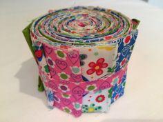 Jelly Roll Breezy Birds von Tante Ema von Sewing Love auf DaWanda.com