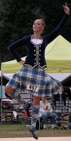 Kilt with blue jacket Scottish Highland Games, Scottish Highlands, Drum Major, Special Dresses, Plaid Skirts, Tartan, Dancing, Dance Pictures, Kilts