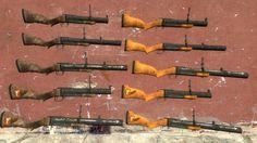 Grenade Rifles
