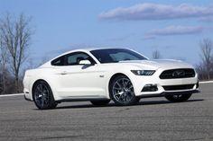 Ford viert 50ste verjaardag Mustang met 50 Year Limited Edition