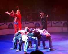 The Circus; Minsk, Belarus