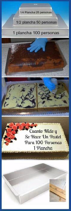 Cómo hacer una tarta para 100 personas, Si tienes que hacer una tarta para muuuchas personas este video te será muy útil.  #tarta100 #100 #personas #bodas #fiesta #muchaspersonas #cheesecake  #trucos #perfecto #pan #panfrances #panettone #panes #pantone #pan #recetas #recipe #casero #torta #tartas #pastel #nestlecocina #bizcocho #bizcochuelo #tasty #cocina #chocolate   Si te gusta dinos HOLA y dale a Me Gusta MIREN...