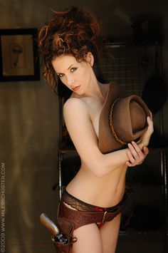 Xxx cowgirls and guns