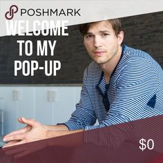 Welcome to my Pop-Up I make stuff, actually I make up stuff, stories mostly, collaborations of thoughts, dreams, and actions. That's me.  Follow me on Poshmark to get insider early access to my next Pop-Up drop. Meet the Posher Other