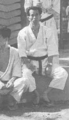 Sensei Egami Shigeru