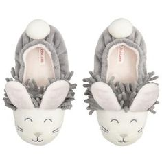 39ce61d3a77 Buy John Lewis Noodle Bunny Slippers