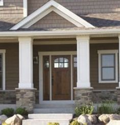 "Exterior Doors | ""Spruce Up Your Exterior"" blog | Bayer Built Woodworks"