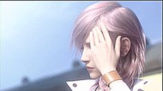Lightning Returns : Final Fantasy XIII - gif -