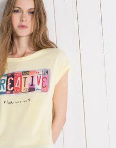 T-shirts - WOMAN SALDI - Woman - Bershka Italy