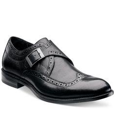 5eb81a11fa3 Stacy Adams Goldwyn Wingtip Loafers - All Men s Shoes - Men - Macy s Loafers  Men
