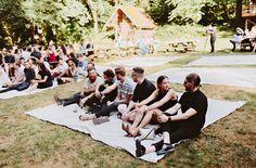 Woodland-Inspired Oregon Tree Farm Wedding: Anna + Gregory | Green Wedding Shoes Wedding Blog | Wedding Trends for Stylish +  Creative Brides