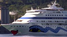 AIDAcara cruise ship. Do you know the specs of this ship? Find them in the video.  For more https://www.youtube.com/liviotti