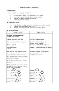 Grade 1 Lesson Plan, Lesson Plan Pdf, Lesson Plan Format, Lesson Plan Examples, Daily Lesson Plan, Science Lesson Plans, Teacher Lesson Plans, Lesson Plan Templates, Example Of Lesson Plan