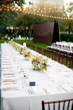 Shared by Meredith Commender of Significant Events of Texas, Lindsay and David's Dallas wedding is perfectly romantic and elegant! After a traditional church ceremony, guests gathered at the… Wedding Bells, Wedding Reception, Our Wedding, Wedding Venues, Wedding Photos, Tent Wedding, Wedding Things, Wedding Dresses, Bridesmaid Dresses