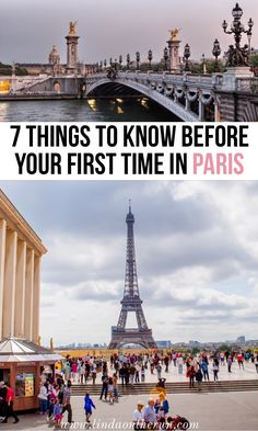 If this is your first time in Paris, you are in for a real treat. These tips will help you prepare for visiting Paris on your first trip! Paris France Travel, Paris Travel Guide, Europe Travel Tips, European Travel, Places To Travel, Paris Tips, Europe Europe, Traveling To France, Trip To Europe