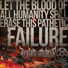 Thy Art Is Murder - Shadow of Eternal Sin · TAIM