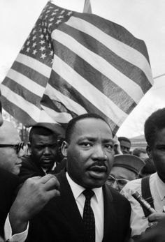 Martin Luther King Jr. Photographed by Steve Schapiro.