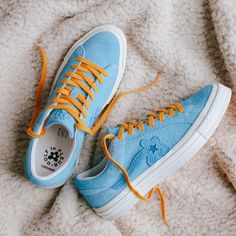 huge discount d2d11 35928 Urban Outfitters ( urbanoutfitters) on Instagram  the  golfwang le Fleur x  Converse