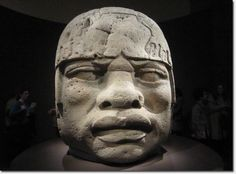 Ancient Mexico The Olmecs were an ancient civilization in the Americas. Researchers such as Rashidi, Ivan Van Sertima and Alexander Von Wuthenau have discovered and shared evidence showing that the original inhabitants of Mexico were of African descent. The Olmecs were no different from people found in the Mende regions of West Africa. Best known …