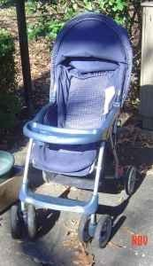 Baby Trend Car Seat, Baby Car Seats, Single Stroller, Shade Canopy, Baby Carriage, Chapel Hill, Prams, Blue Check, Wisteria