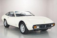 Ferrari 365 GTC/4 Coupe – Hexagon