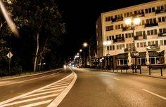 Night in Białystok