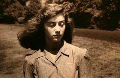 Diane Arbus at 16 yrsold