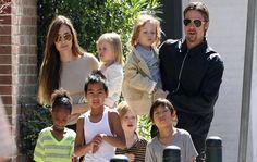 Es mucho lo que está en juego con el divorcio de Angelina Jolie y Brad Pitt