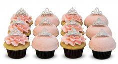 Trophy Cupcakes Tiara Custom Cupcakes