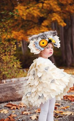 Toddler owl costume | Costumes- ??????? | Pinterest | Costumes Chicken costumes and Halloween costumes  sc 1 st  Pinterest & Toddler owl costume | Costumes- ??????? | Pinterest | Costumes ...