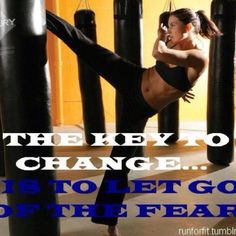 Kick boxing for women who get bored at the gym!