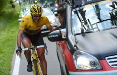 Let's see if RadioShack-Nissan can keep Fabian Cancellara in yellow all the way to the mountains.