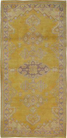 Antique Oushak Carpet, No. 16623